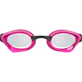 arena Cobra Core Goggles clear-pink-black